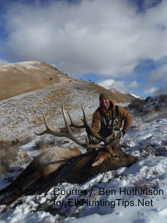 Big game rifle is there really a best elk rifle