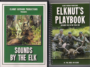 ElkNut PlayBook and Sounds of the Elk
