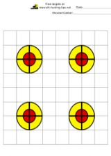 Free Shooting Targets