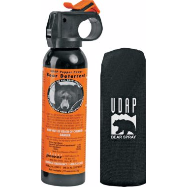 Is Bear Spray Better Than a Gun for Protection From Bear Attacks?