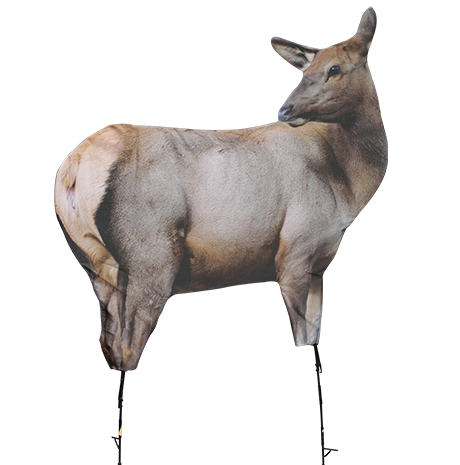RMEF Cow Elk Decoy