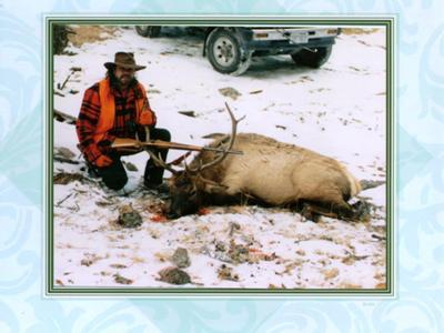 Browning Elk Hunter