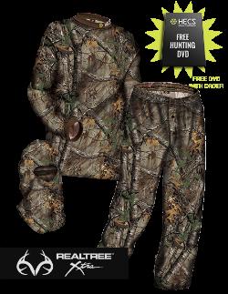 HECS Stealthscreen Suit
